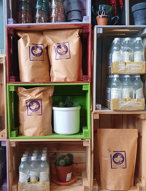 Köpa kaffe webbshop